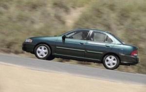 Used 2001 Nissan Sentra Pricing  For Sale | Edmunds