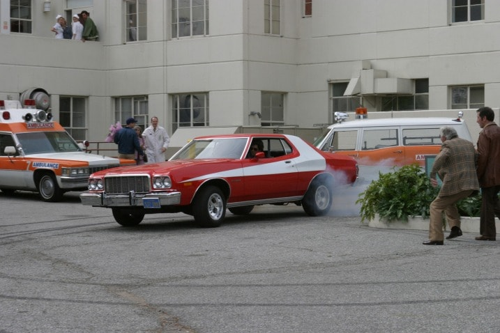 The 100 Greatest Movie and TV Cars Picture