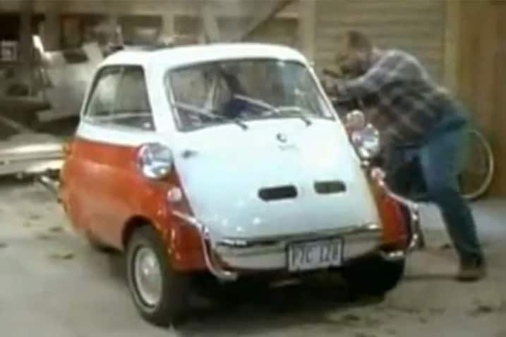 The 100 Greatest Movie and TV Cars - Family Matters: The Urkel Car