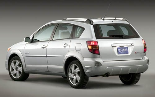 Used 2006 Pontiac Vibe For Sale Pricing Amp Features Edmunds