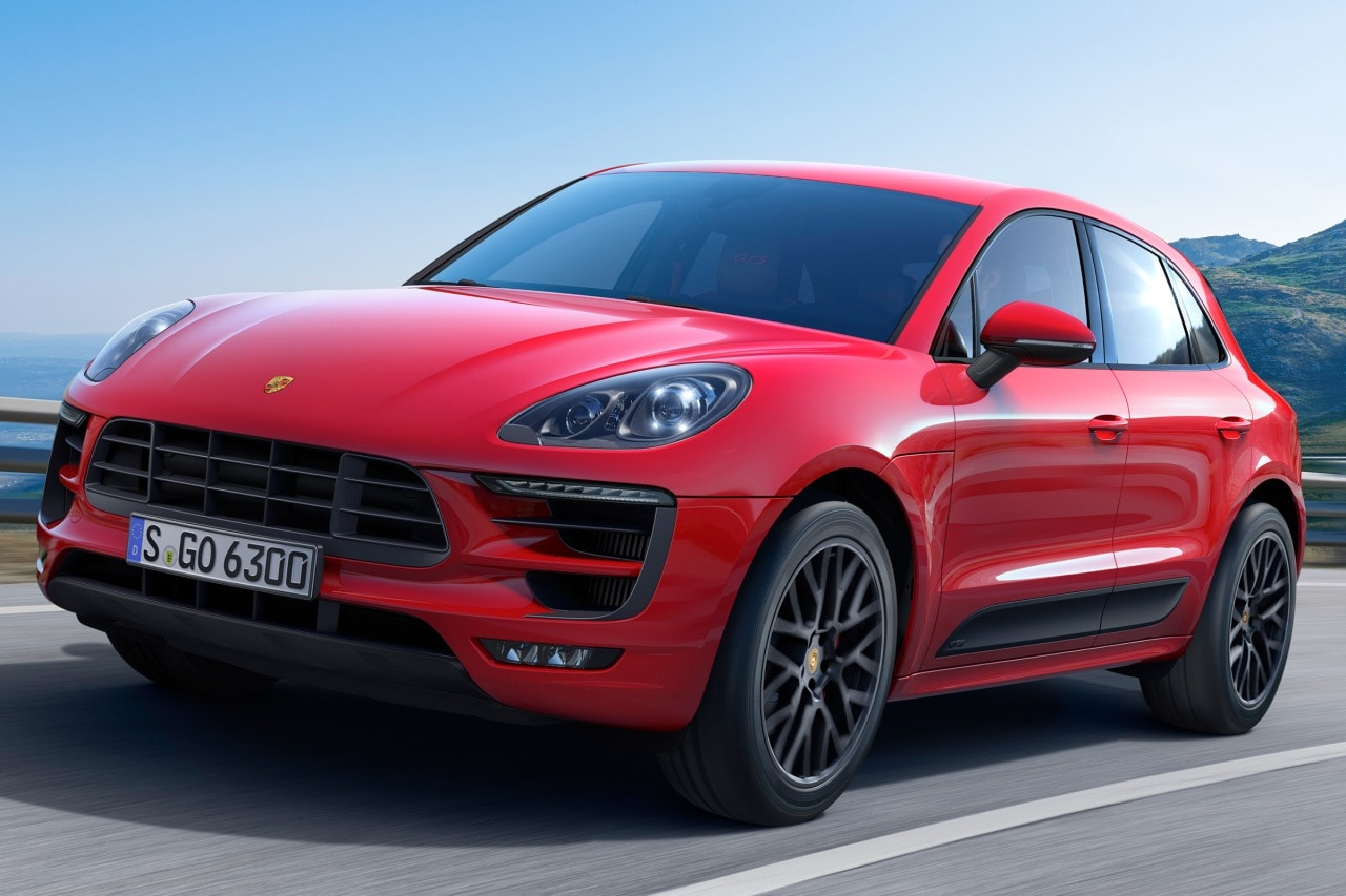 2017 Porsche Macan Pricing For Sale Edmunds