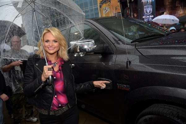 2015 Ram 1500 and Miranda Lambert Picture