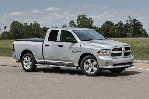 Dodge Ram 1500 Crew Cab Interior Dimensions
