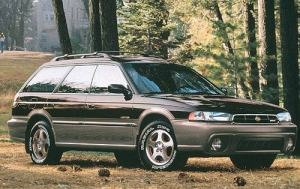 Used 1999 Subaru Legacy Wagon Pricing  For Sale | Edmunds
