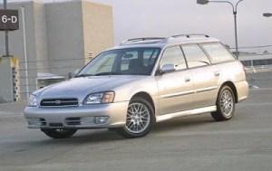 Used 2004 Subaru Legacy Features & Specs   Edmunds