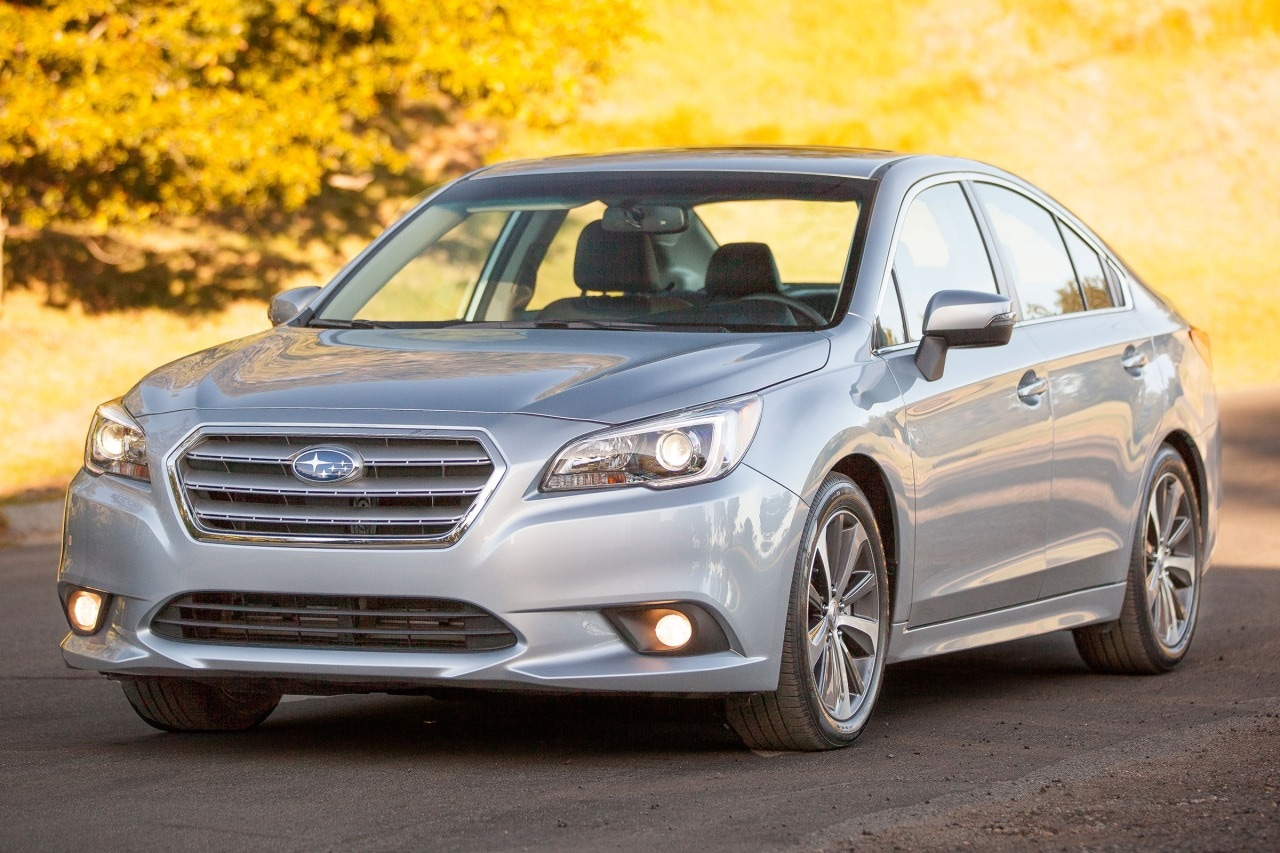 Used 2016 Subaru Legacy Sedan Pricing For Sale Edmunds