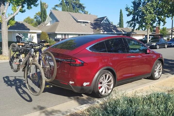 2016 tesla model x edmunds road test