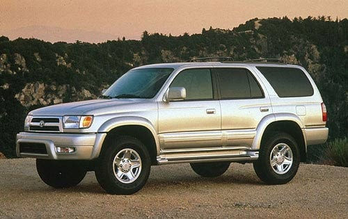 Used 2000 Toyota 4Runner Pricing For Sale Edmunds