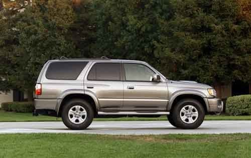 Toyota 4runner Used 2001