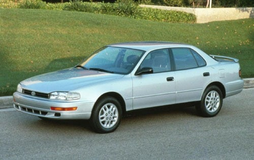 Image result for 1992 camry silver