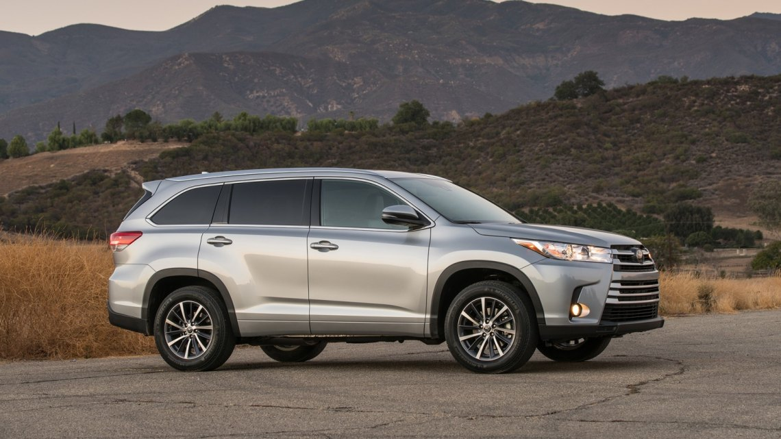 2018 toyota highlander review & ratings | edmunds