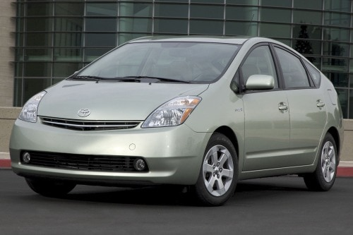 Used 2007 Toyota Prius Pricing For Sale Edmunds