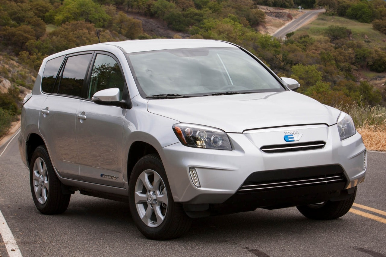 Used 2014 Toyota Rav4 Ev For Sale Pricing Amp Features