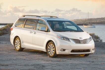 Toyota Sienna Review Research New Amp Used Toyota Sienna