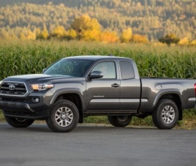 2018 Toyota Tacoma Sr5 Extended Cab Pickup Exterior Shown
