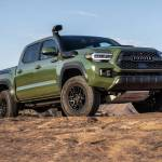 2020 Toyota Tacoma Double Cab Prices Reviews And Pictures Edmunds