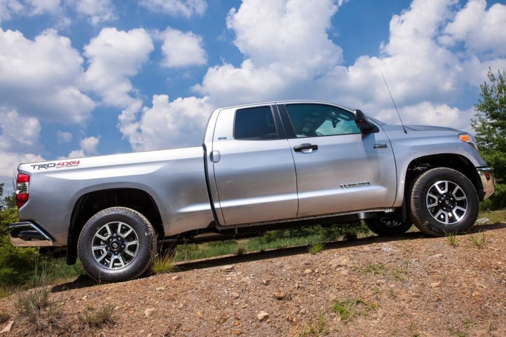Used 2016 Toyota Tundra Double Cab Pricing - For Sale ...