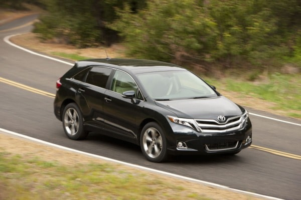 2013 Toyota Venza Gets A Face Lift 2012 New York Auto Show