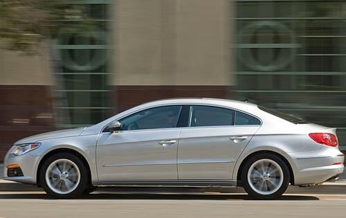 Used 2011 Volkswagen Cc Pricing For Sale Edmunds