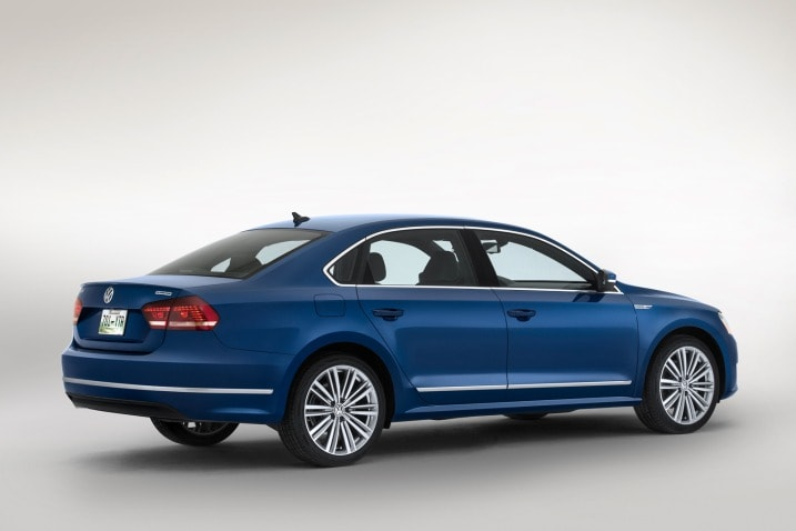Volkswagen Bluemotion Concept