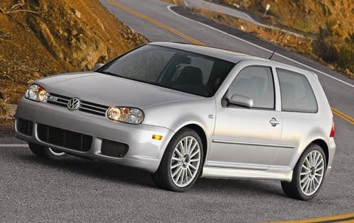 Used Volkswagen R32 Pricing