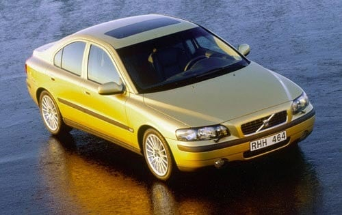 Used 2001 Volvo S60 Sedan Pricing For Sale Edmunds