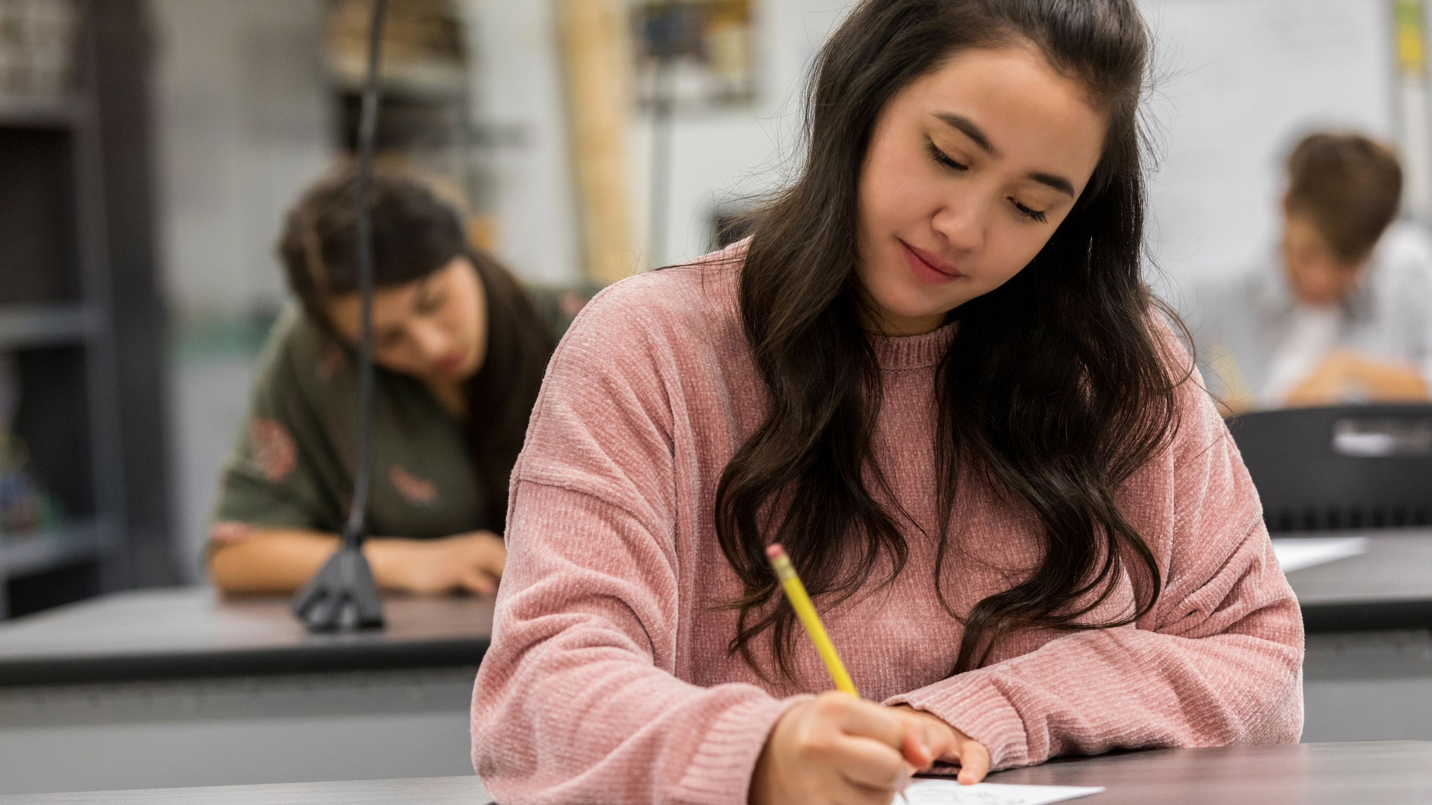 Overcoming Test Anxiety In High School