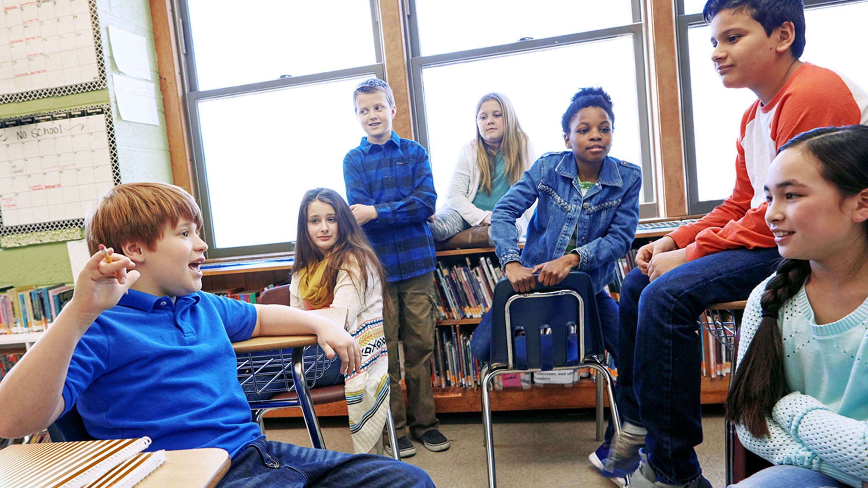 In Language Classrooms Students Should Be Talking