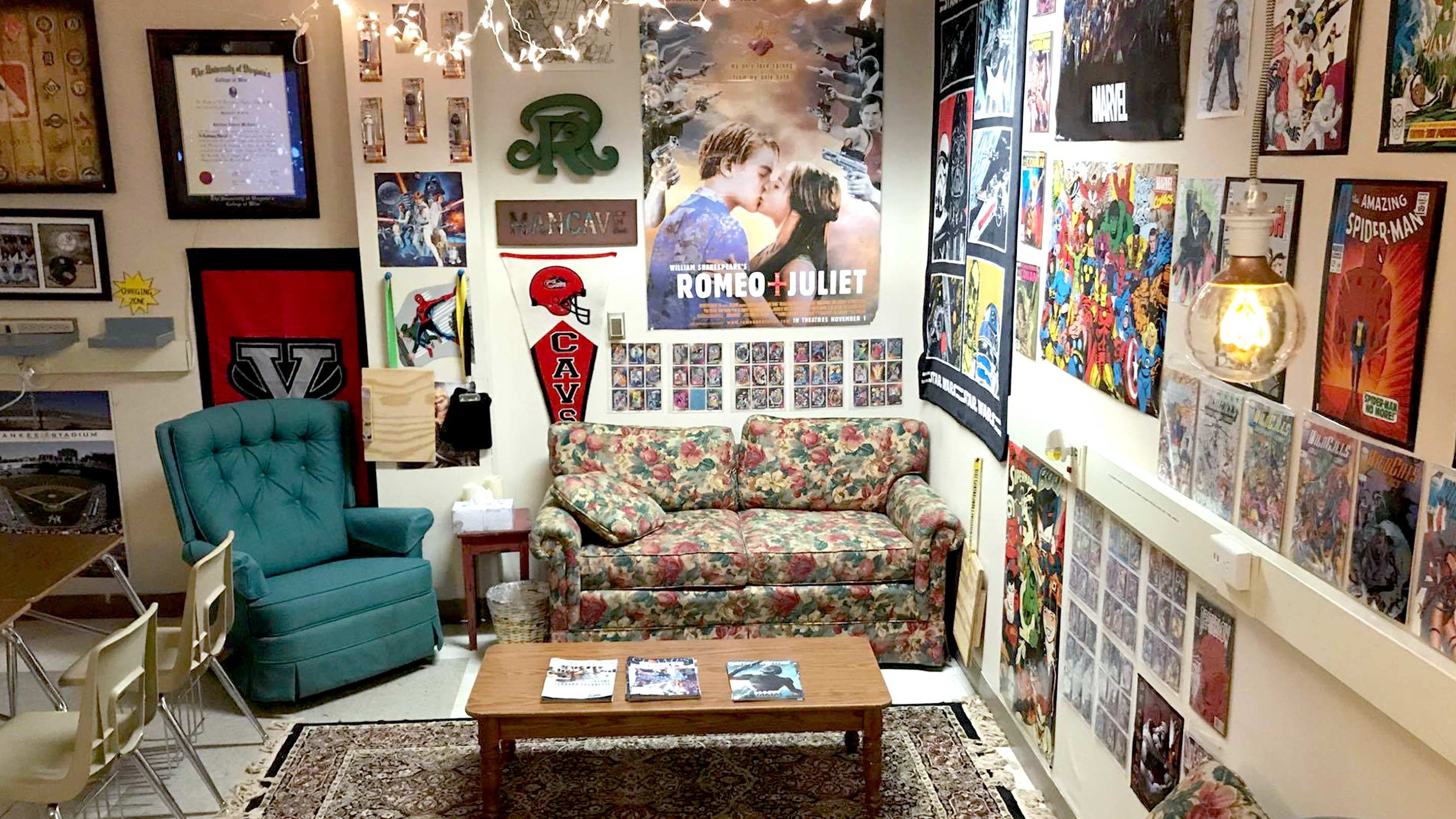 High School Flexible Seating Done Right