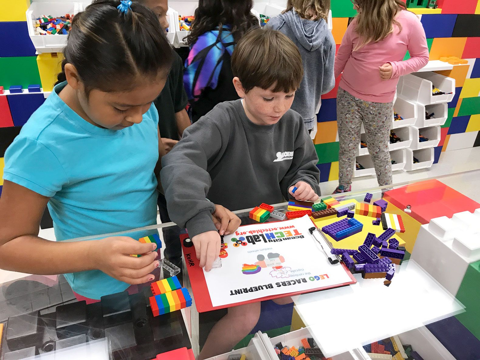 A Makerspace Built By Elementary Students