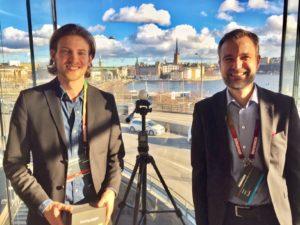 VR/AR - Adam Österman och Jonas Jaani