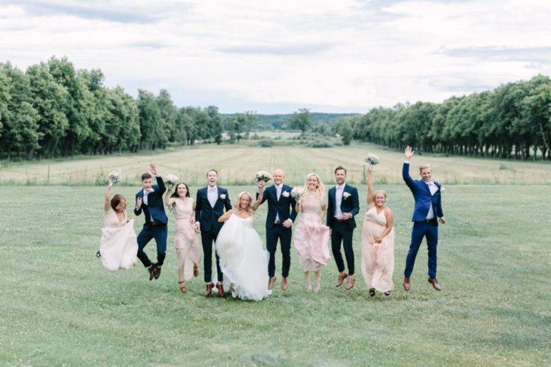 Bröllopsfirande