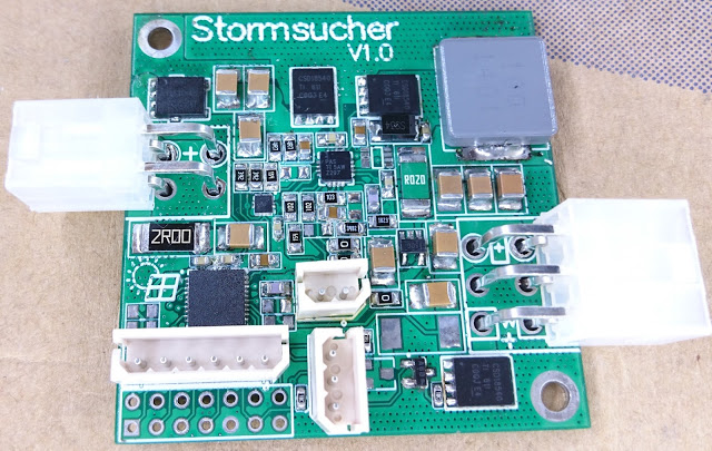 BQ24650 Based MPPT Li-ion Battery Charger Controller With