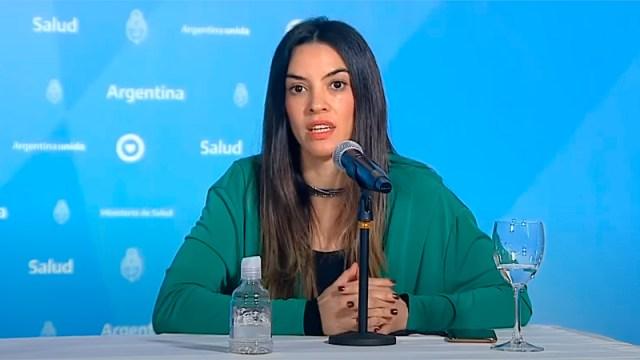 Yanina Martínez, secretaria de Promoción Turística.