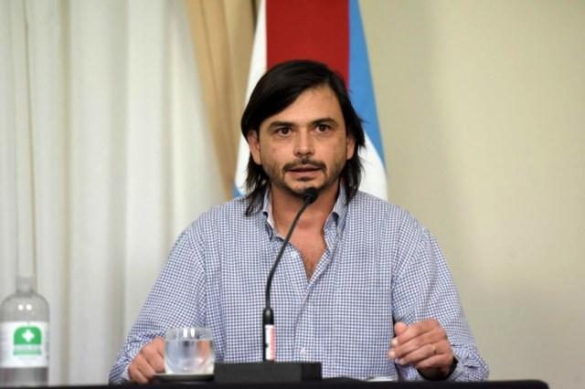 Torriani está al frente de la Dirección de Atención Primaria de la Salud de Entre Ríos.