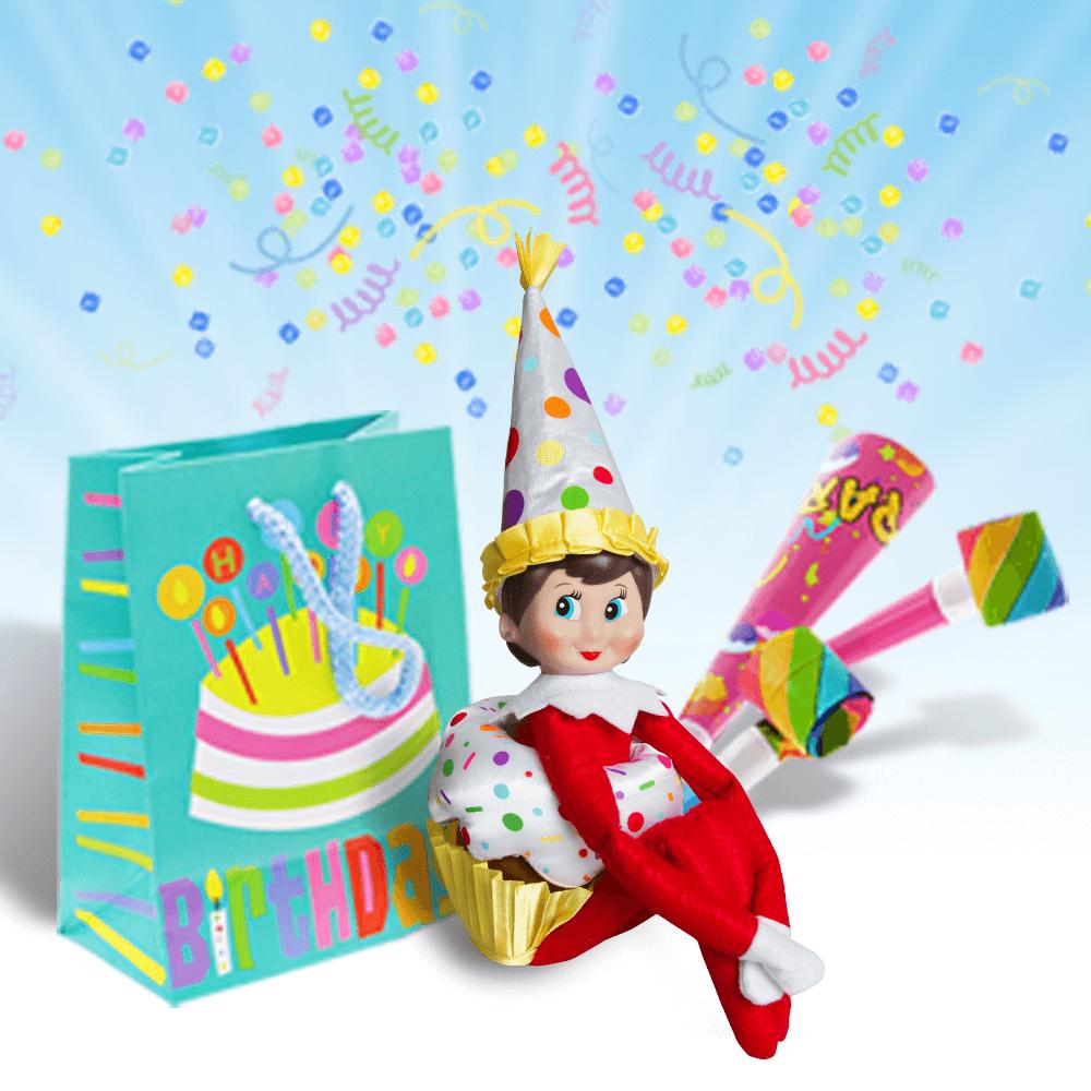 Birthday Goody Bag Ideas The Elf On The Shelf