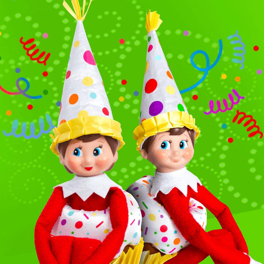 Birthday The Elf On The Shelf