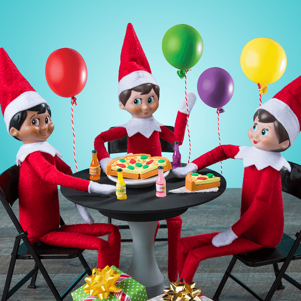 the elf on the shelf to come early