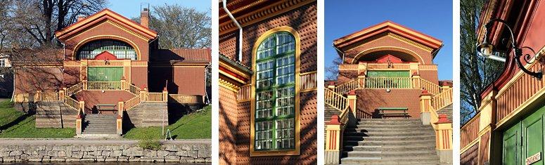 Boksläppet blir på NK-villan i Nyköping!