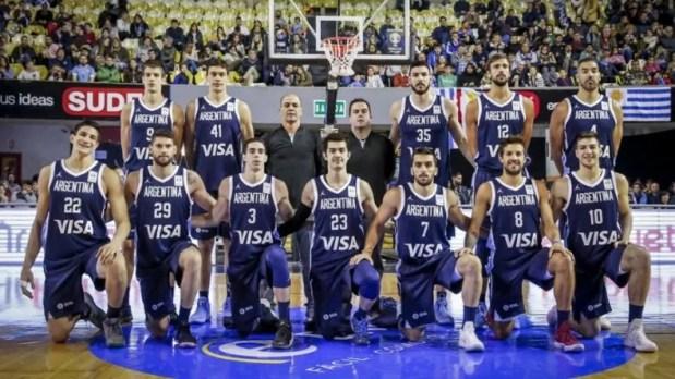 Resultado de imagen para plantel argentina mundial de basquet 2019