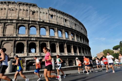 Maratón de Roma