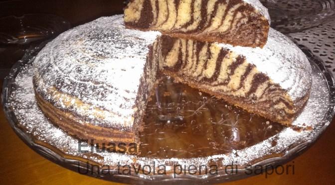 Torta zebra