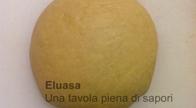 Pasta all'uovo fresca per lasagne