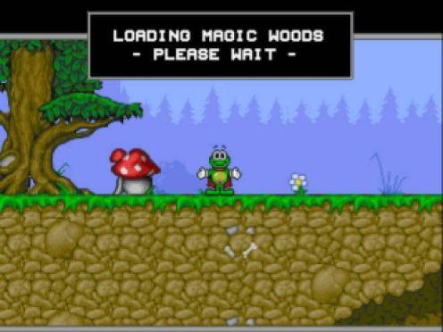 Superfrog, jedna od najpopularnijih jump&run igara za Amigu