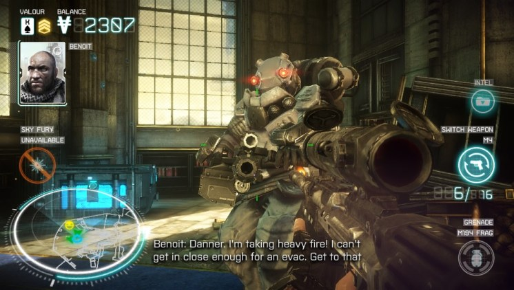 Killzone Mercenary (4)
