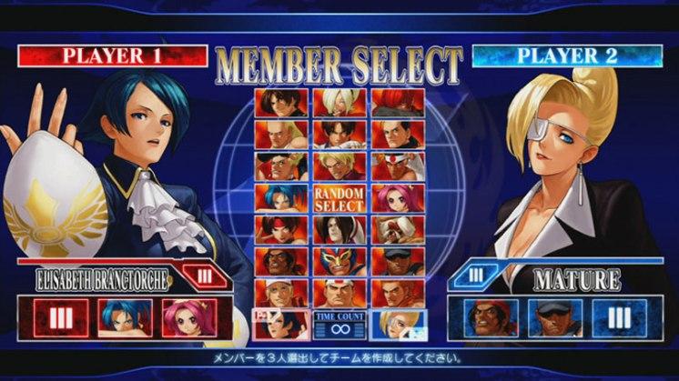 kof_xii_select_screen