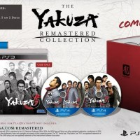 The Yakuza Remastered Collection - 3, 4 i 5 stižu na PS4!