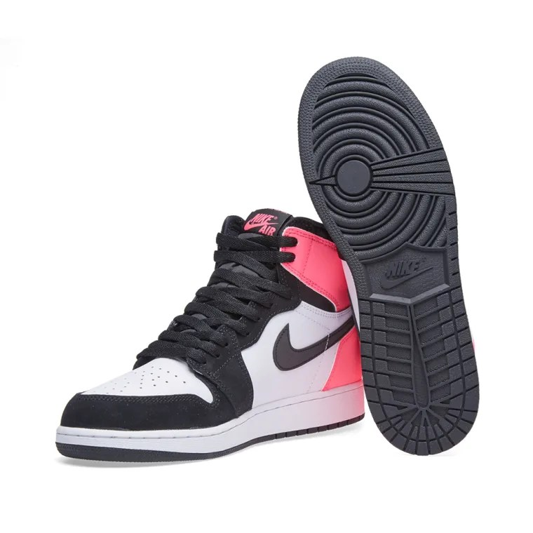 Nike Air Jordan 1 Retro High OG GG Black Hyper Pink