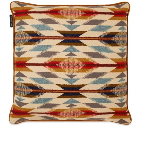 pendleton down filled wool blend cushion