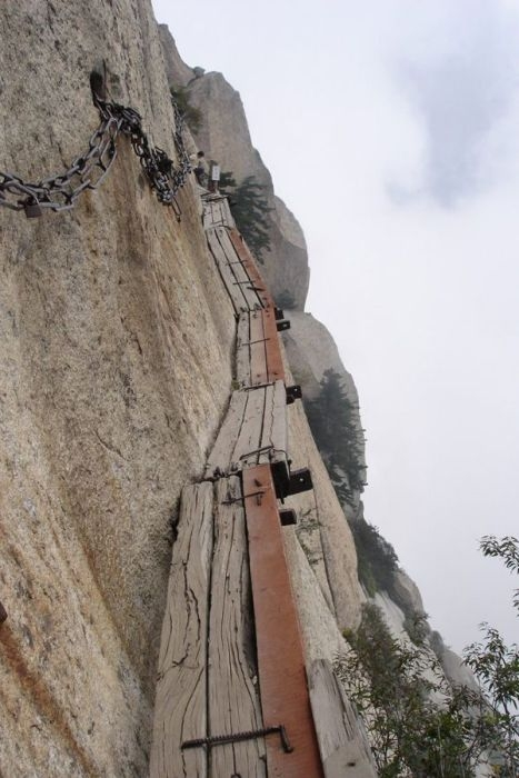 The Most Dangerous Hiking Trail
